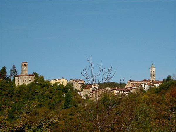 Panorama di Torre Mondovì